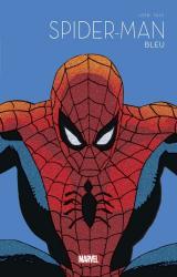 page album Spider-Man bleu