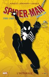 couverture de l'album Spider-Man Team-up: L'intégrale 1984-1985 (T50)