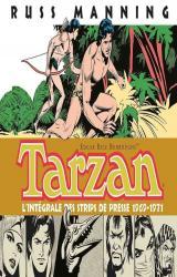 Tarzan (2) : L'intégrale des strips de presse 1969-1971