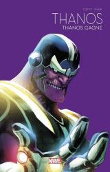 couverture de l'album Thanos gagne