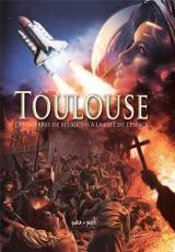 couverture de l'album Toulouse en BD - Tome 2 - Des guerres de religion à la Cité de l'espace