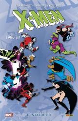 couverture de l'album X-Men: L'intégrale 1986 (T12 Nouvelle édition)