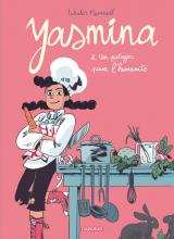 couverture de l'album Yasmina - Tome 2 - Un potager pour l'humanité