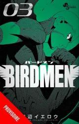 page album Birdmen T.3