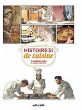 couverture de l'album Histoire(s) de cuisine