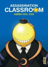 couverture de l'album Agenda Assassination Classroom 2021-2022