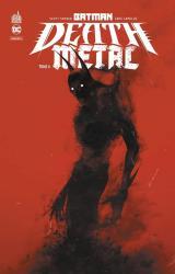 couverture de l'album Batman Death Metal T.4