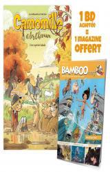 couverture de l'album Une superbe balade - Avec Bamboo mag N° 73, juillet, août, septembre 2021 offert