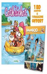 couverture de l'album - Avec Bamboo Mag N° 73, juillet-août-septembre 2021 offert