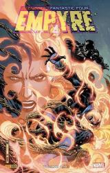 couverture de l'album Avengers/Fantastic Four Empyre T.4