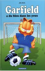page album Garfield a du bleu dans les yeux