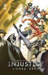 couverture de l'album Injustice  - Année zéro