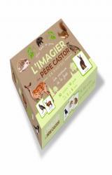 L'imagier photos du pere castor - ma boite de jeux - les animaux de la foret