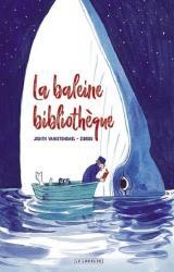 couverture de l'album La baleine bibliothèque