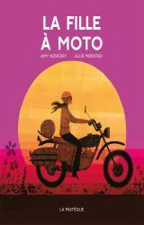 couverture de l'album La fille à moto