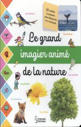 couverture de l'album Le grand imagier photos animé de la nature
