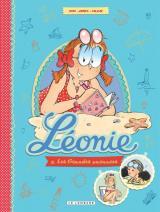 couverture de l'album Léonie - Tome 3 - Les Grandes vacances