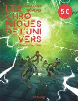couverture de l'album Les Chroniques de l'univers  - Tome 1 - La Thrombose du Cygne / Nouvelle édition (5 euros )
