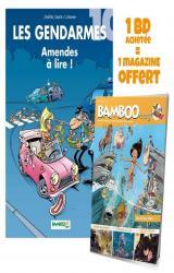 page album Amendes à lire ! - Avec Bamboo Mag N° 73, juillet-août-septembre 2021 offert