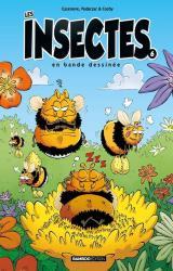 Les insectes en bande dessinée - T.6