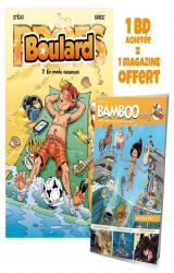 Boulard - T.7 En mode vacances - Avec Bamboo mag N° 73, juillet, août, septembre 2021 offert