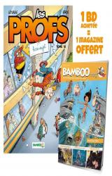 Les Profs - T.18 Hors-sujet - Avec Bamboo Mag N° 73, juillet-août-septembre 2021 offert