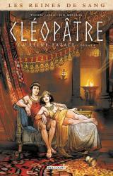 page album Cléopâtre, la Reine fatale
