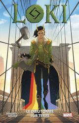 couverture de l'album Loki  - Le dieu tombé sur Terre