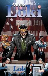 couverture de l'album Votez Loki
