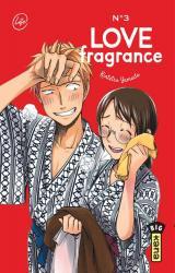 page album Love Fragrance T.3