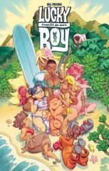 couverture de l'album Lucky Boy