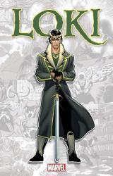 couverture de l'album Loki
