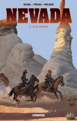 Nevada - T.3 Blue Canyon