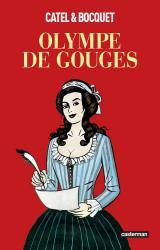 couverture de l'album Olympe de Gouges