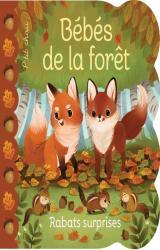 couverture de l'album Bébés de la forêt