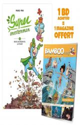 page album Sous les déchets, la plage - Avec Bamboo Mag N° 73, juillet-août-septembre 2021 offert