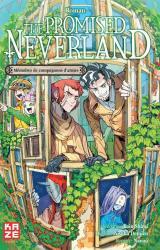 couverture de l'album The Promised Neverland Roman 3