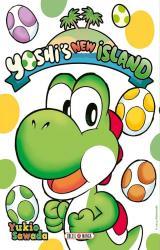 couverture de l'album Yoshi's New Island  - Avec des stickers offerts à l'intérieur