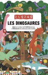 Zig zag - les dinosaures