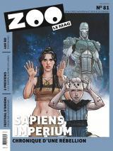 couverture de l'album ZOO, le MAG Mai-Juin 2021