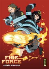 Agenda Fire Force Agenda Fire Force 2021-2022