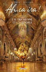 couverture de l'album L'autrichienne et les cendres