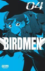 page album Birdmen T.4