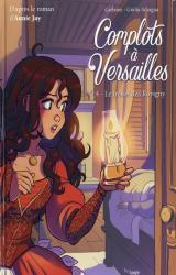 couverture de l'album Le trésor des Rovigny