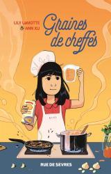couverture de l'album Graines de cheffes