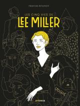 couverture de l'album Les cinq vies de Lee Miller