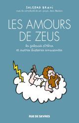 couverture de l'album Les amours de Zeus  - La jalousie d'Héra, et autres histoires amusantes