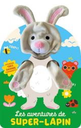 couverture de l'album Les aventures de super-lapin