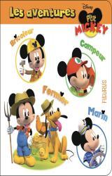 couverture de l'album Les aventures P tit Mickey