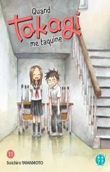 page album Quand Takagi me taquine T.11